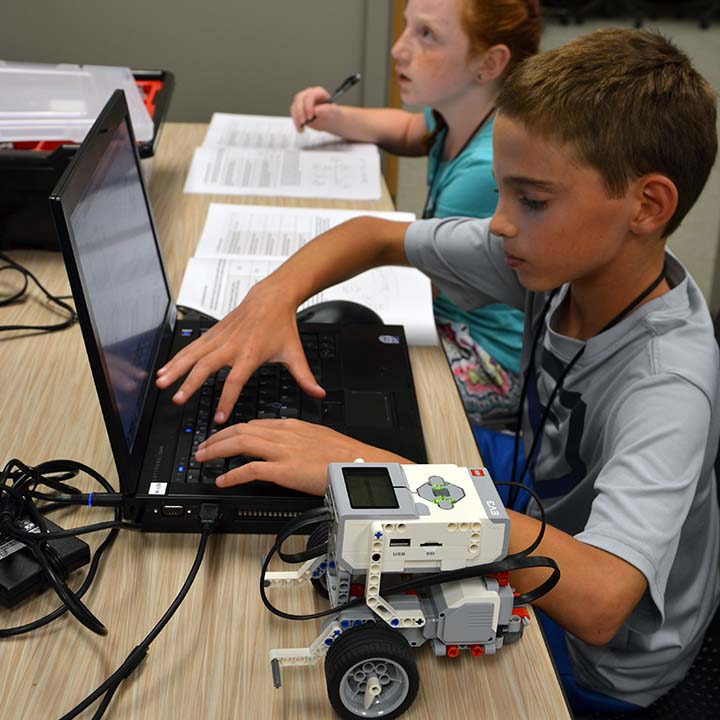 engineering summer camp