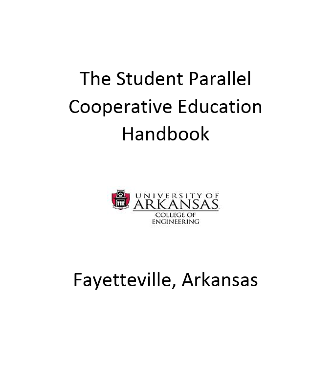 Student Parallel Cooperative Education Handbook